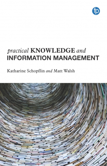 Jacket image for Practical Knowledge and Information Management