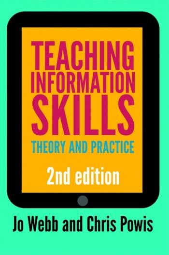 Jacket image for Teaching Information Skills