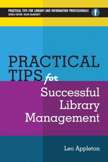 Jacket image for Practical Tips for Successful Library Management