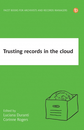 Jacket image for Trusting Records in the Cloud