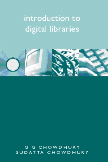 Jacket image for Introduction to Digital Libraries