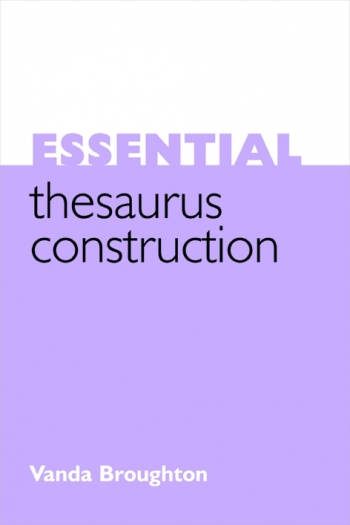Jacket image for Essential Thesaurus Construction