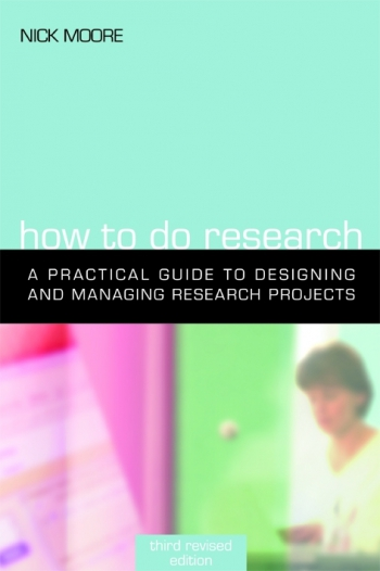 Jacket image for How to Do Research