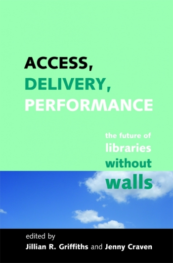Jacket image for Access, Delivery, Performance