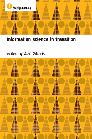 Jacket image for Information Science in Transition