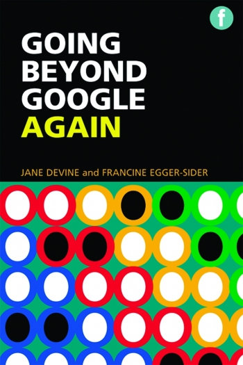 Jacket image for Going Beyond Google Again