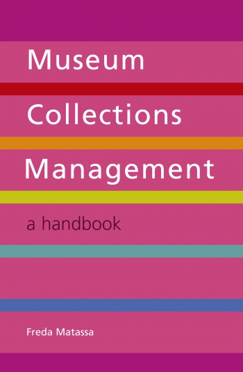 Jacket image for Museum Collections Management