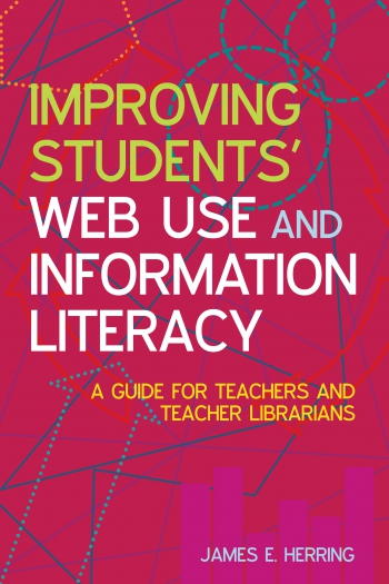Jacket image for Improving Students' Web Use and Information Literacy