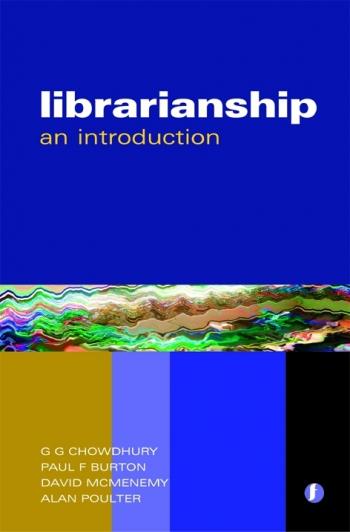 Jacket image for Librarianship