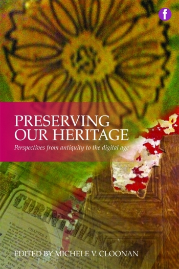 Jacket image for Preserving Our Heritage