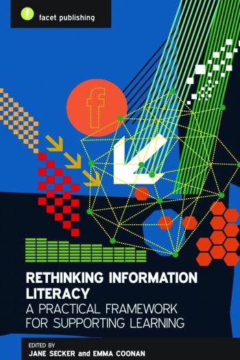Jacket image for Rethinking Information Literacy