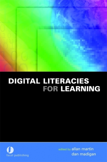 Jacket image for Digital Literacies for Learning